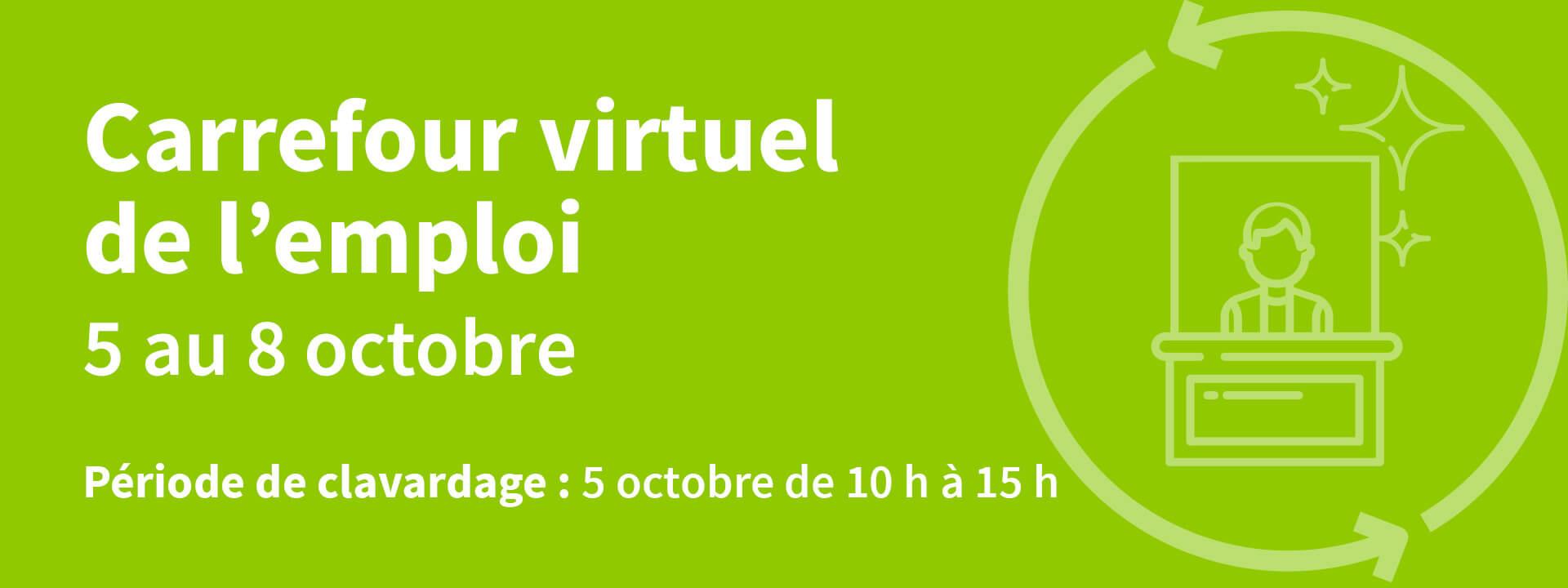 Carrefour virtuel de l'emploi