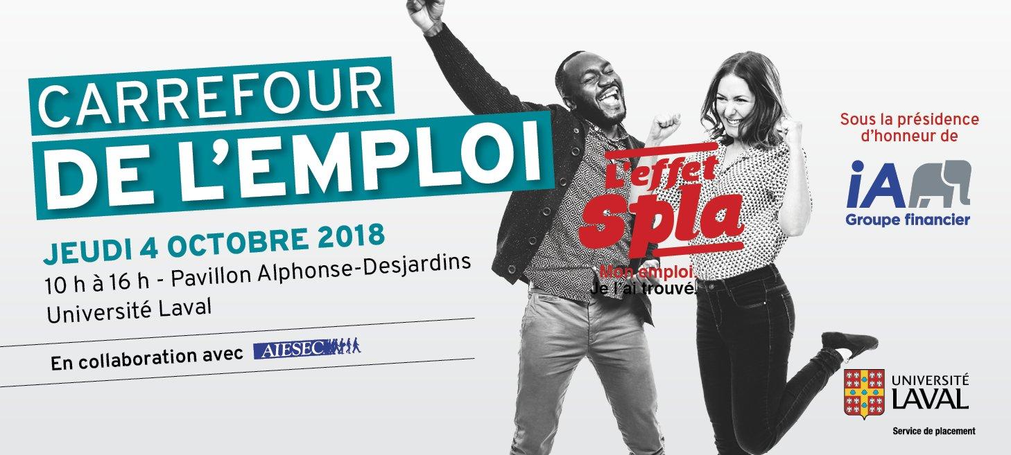 carrefour de l u0026 39 emploi 2019
